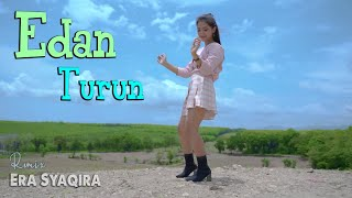 Download lagu Edan Turun (dj remix) - cover by. Era Syaqira