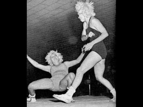 Tribute to Pro Lady Wrestlers