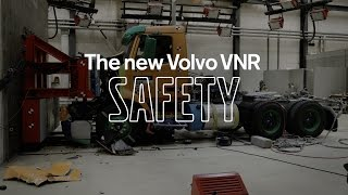 Volvo Trucks - See how the new Volvo VNR protects drivers and prevents accidents - Safety