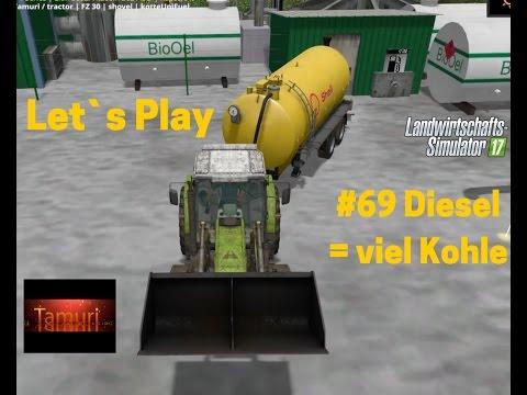 LS17 Winterberg Tiere und mehr Let`s Play #69 Wir dieseln
