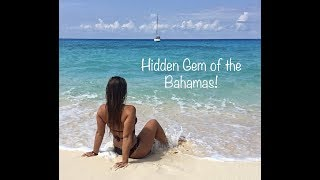Hidden Gem of the Bahamas! - Barefoot Sail and Dive (Ep 25)