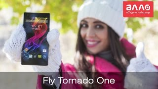 Видео-обзор смартфона Fly IQ4511 Tornado One