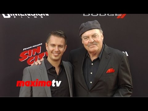 Stacy Keach & Shannon Keach | Sin City A Dame To Kill For | Los Angeles Premiere video