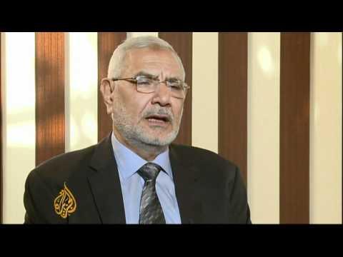 Debating deadline of Egypt's new constitution