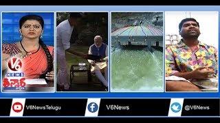KCR On Inter Results | Modi Interview With Akshay | Kaleshwaram Project Wet Run | Teenmaar News