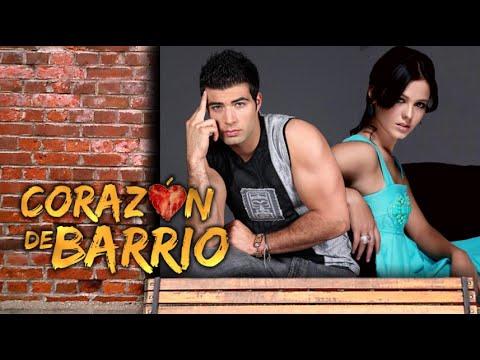 Alisson Lozz y Jencarlos Canela en CORAZON DE BARRIO entrada oficial