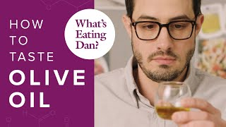 The Science of Olive Oil: The Best Shopping Tips and How to Use it in Sweets | What's Eating Dan?