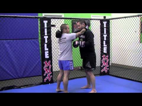 Virginia Beach Kickboxing Classes - Controling The Clinch Position By Kru Jose Villarisco Image 1