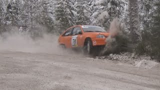 Delta Bavaria Ralli 2016, Kouvola (crash & action)