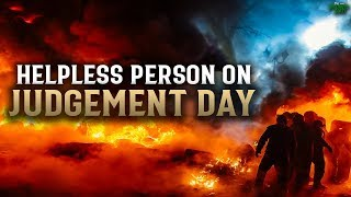 THIS SIN WILL MAKE YOU HELPLESS ON JUDGEMENT DAY