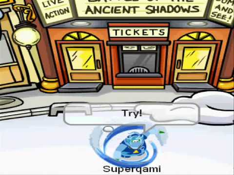 Club Penguin: Pokemon DP Battle Dimension CPMV
