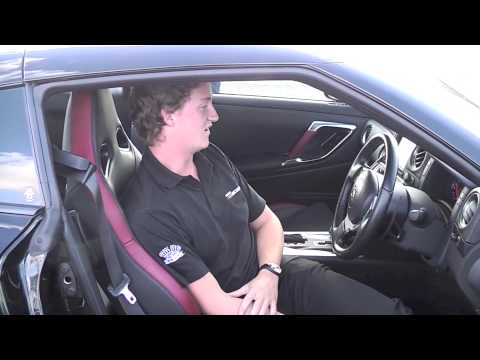Lucas Ordonez Let loose on Nissan GT-R!