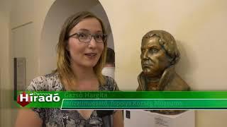 2017-09-12 - A reformáció 500. évfordulója alkalmából nyílt kiállítás Topolyán