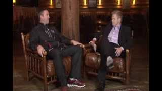 Full interview: Chris Osgood and Patrick Roy