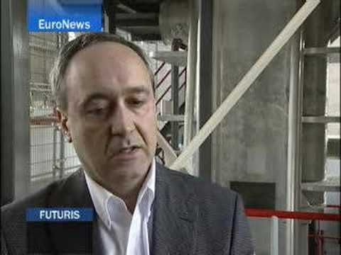 EuroNews - Futuris -   new generation of nuclear power plant