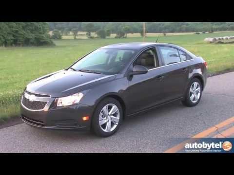 Cruze Diesel Fuel Economy Report - 2014 Chevrolet Cr