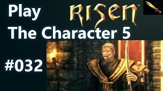 Exploring the Monastery – Risen [Play the Character 5 #032]