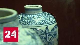В Музеях Кремля открылась выставка, посвященная средневековым китайским ученым
