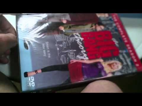 Unboxing Big Bang Theory Bootleg Dvds