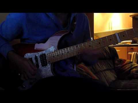 Fusion Guitar Improv
