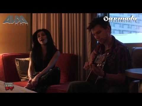 "Mirage acoustic hotel room session VI ""Who Is Watching"", by Nadia Ali and Eller van Buuren"