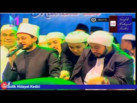 Qomarun - Mustafa Atef feat. Habib Syech - Lirboyo Bersholawat  #BAROKALLAH_SELAMANYA
