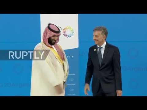 Argentina: Modi, Erdogan and Bin Salman arrive for G20 summit