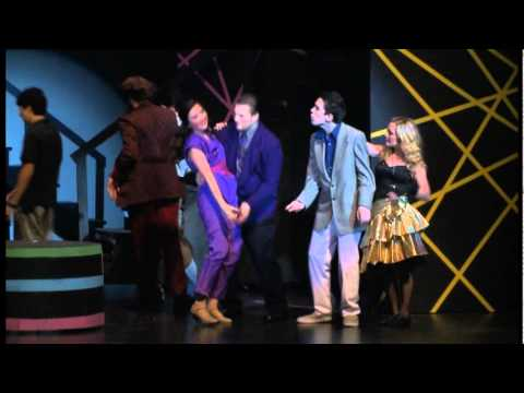 The Wedding Singer Musical Part 4 7 Deer Park High School 2011