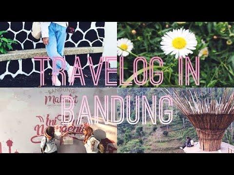 TRAVELOG | Wara in Bandung, Indonesia ( Semester Break Syndrome)