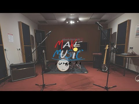 Absolute Music - Make Music Day - Rehearsal Rooms Session
