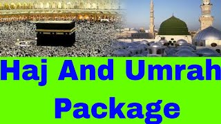 Umrah Package 2018 (Contact Soon For Haj And Umrah)