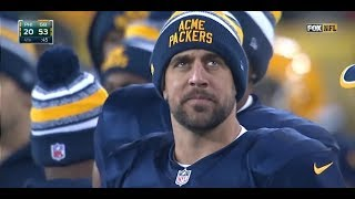 Every 50 Point Game of Aaron Rodgers' Career