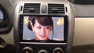 Màn hình DVD android ô tô Zestech - Công nghệ Nhật Bản tích hợp Sim 4G
