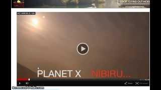 CNN Posting angebliche Sichtung von Planet X /Nibiru am 6. Mai 2015