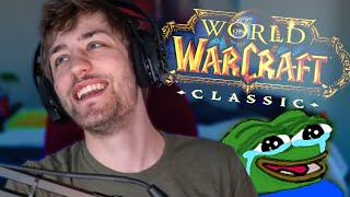 CLASSIC WOW BETA IS FINALLY HERE! First Look + Lvl 1-5 (part 1)