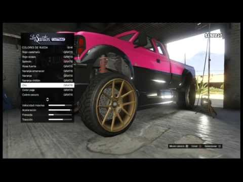 Coches Tuning Gta 5 Online Gta 5 All Free Tuning For
