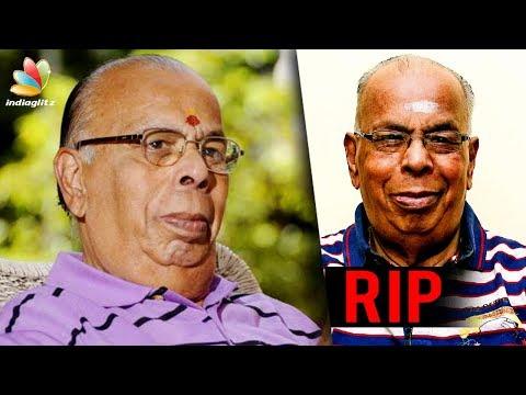 Actor Neelu passes away | R. Neelakantan |  Muhammad bin Tughluq