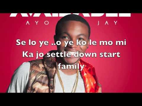 AYO JAY - AVAILABLE