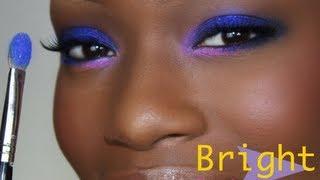 Eyeshadow TIPS | Primer & BRIGHT Eye makeup