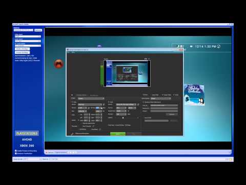 How to Livestream with Hauppage HD PVR Tutorial