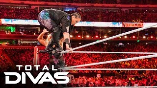 Nia Jax goes to the top rope at WrestleMania: Total Divas Preview Clip, Nov. 19, 2019