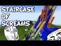 Staircase Of Screams! - Lucky Block Mod
