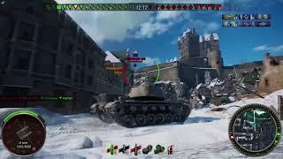 T110E4 parte 2 World of Tanks Console Xbox One