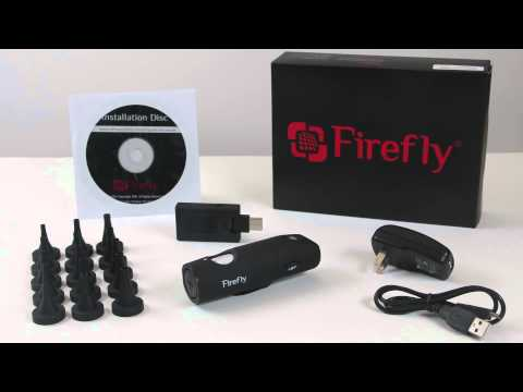Firefly Global Brings Their Telemedicine Cameras to ATC 2014