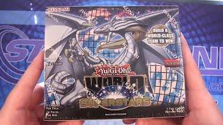 Yugioh World Superstars 1st Edition Box Opening R2