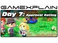 Animal Crossing: New Leaf - Day 7: Approval Ratings (3DS Video Preview)