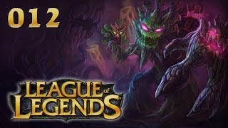 League Of Legends #012 - Maokai [deutsch] [720p][commentary]
