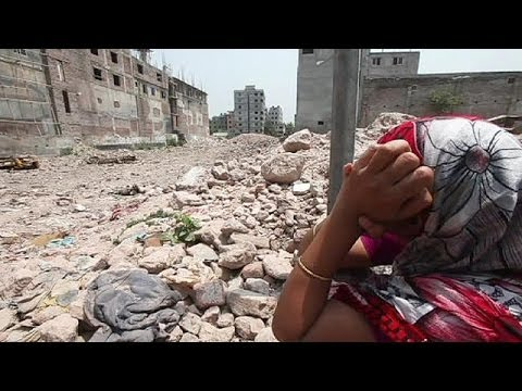 Bangladesh factory collapse : Compensation demands 'still to be met' one year after