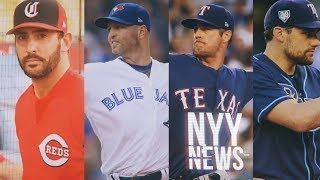 Expect The Yankees To Trade For One Of These Pitchers Before or After All Star Break