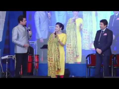 Prashant Rao with Shekar Suman and Ragini Khanna